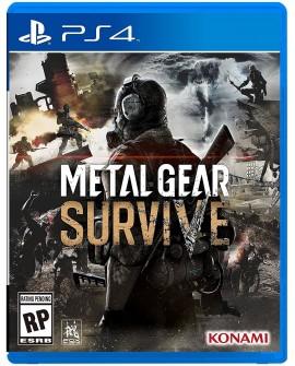 PS4 Metal Gear Survive Disparos - Envío Gratuito