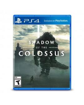 PS4 Shadow of the Colossus Aventura - Envío Gratuito