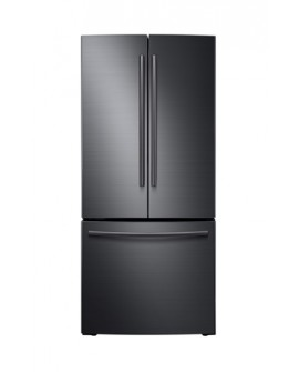 Samsung Refrigerador de 22 pies cúbicos y 3 puertas Negro