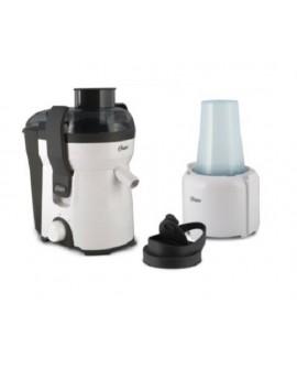 Oster Extractor de jugos con blend & go Blanco - Envío Gratuito