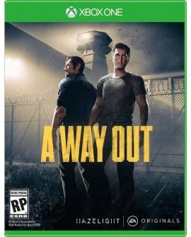 Xbox One A way out Acción - Envío Gratuito