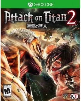 Xbox one Attack on titan Peleas/acción - Envío Gratuito