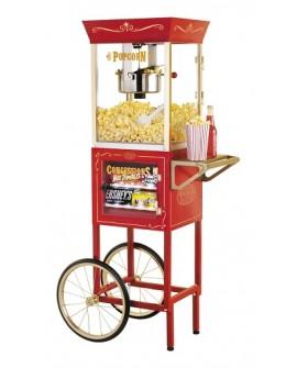 Nostalgia Máquina de palomitas estación Roja - Envío Gratuito