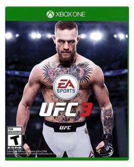 Xbox One UFC 3 Deportes - Envío Gratuito