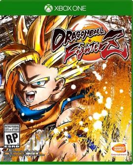 Xbox One Dragon Ball Fighter Z Peleas - Envío Gratuito