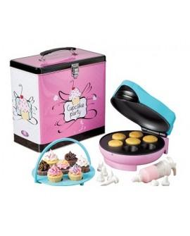 Nostalgia Kit cupcake Rosa/ Azul