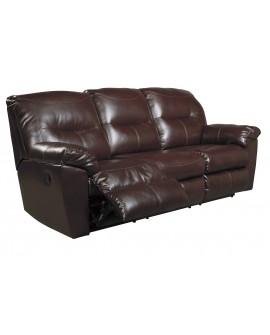 Ashley Furniture Sofá Reclinable Kilzer (8470288) Café - Envío Gratuito