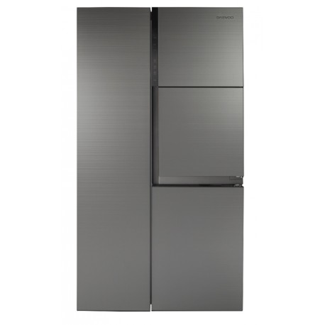 Daewoo Refrigerador de 29 Pies cúbicos Cube Plata - Envío Gratuito