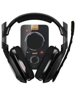 Astro PS4 Headset Astro A40 Tr Black & Mixamp negros - Envío Gratuito