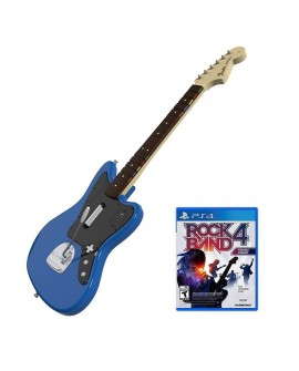 PDP Kit Guitar / Rock & Band Rivals para Play Station 4 - Envío Gratuito