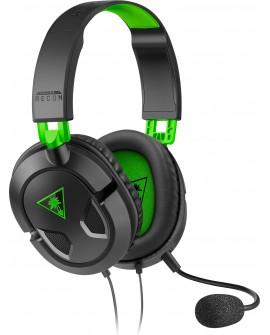Turtle Beach Headset Recon 50X para Xbox One Negro/Verde - Envío Gratuito