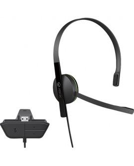 Microsoft Xbox One Audífonos para Chat Negro - Envío Gratuito