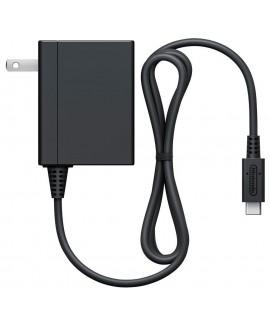Nintendo Adaptador de corrriente AC para Nintendo Switch Negro - Envío Gratuito
