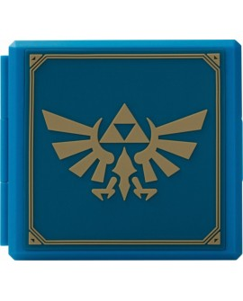 Power A Card case Zelda Game para Nintendo Switch Azul Dorado - Envío Gratuito