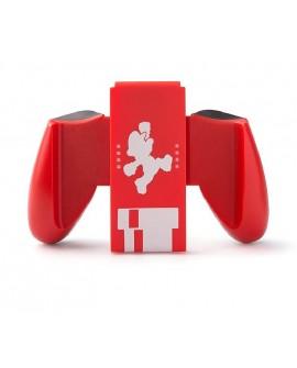 Nintendo Joy-Con Comfort Grip Mario 3D Rojo - Envío Gratuito