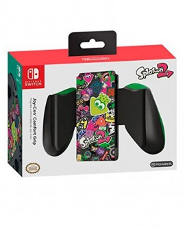 Switch Comfort grip splatoon - Envío Gratuito