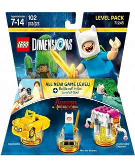 LEGO Dimensions Level Pack Adventure Time - Envío Gratuito