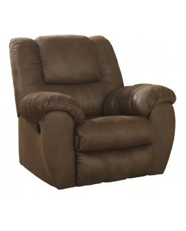 Ashley Furniture Quarterback reclinable individual Café
