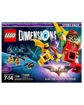 Lego Dimensions Batman Movie Story Pack - Envío Gratuito