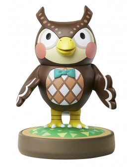 Nintendo Amiibo Blathers Serie Animal Crossing - Envío Gratuito