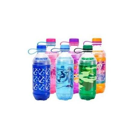 Twist Open Botella de 20 Oz Varios colores - Envío Gratuito