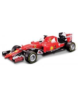 Maisto Coche a radio control 1:24 Ferrari SF 15T Rojo - Envío Gratuito