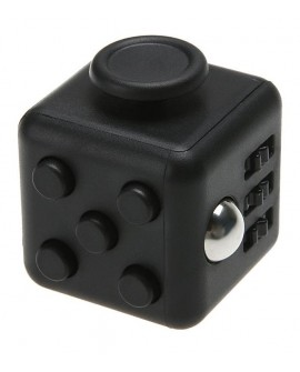 Fidget The Fidget Cube Negro - Envío Gratuito