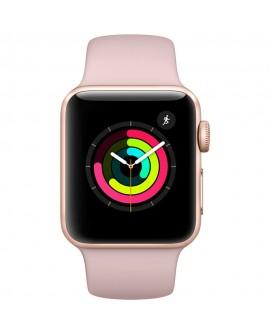 Apple Apple Watch Series 3 de 38 mm con Cuerpo Aluminio GPS Rosa - Envío Gratuito