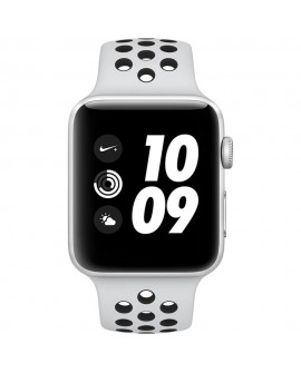 Apple Apple Watch Series 3 Nike de 42 mm GPS Gris - Envío Gratuito