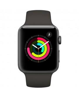 Apple Apple Watch Series 3 de 42 mm con Cuerpo Aluminio GPS Negro - Envío Gratuito