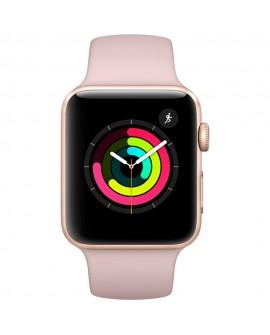 Apple Apple Watch Series 3 de 42 mm con Cuerpo Aluminio GPS Rosa - Envío Gratuito