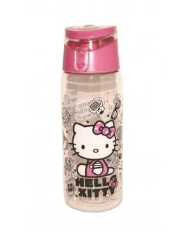 Botellla Tritan Hello Kitty