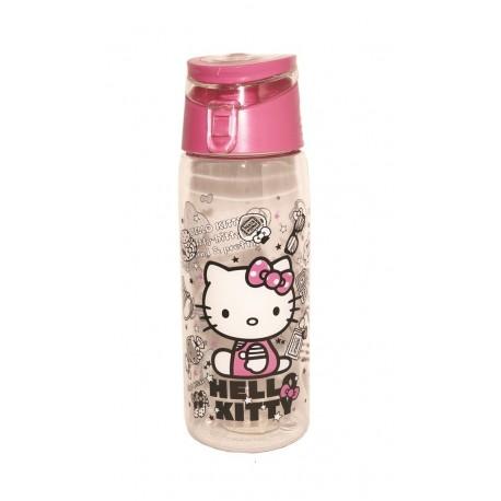 Botellla Tritan Hello Kitty - Envío Gratuito