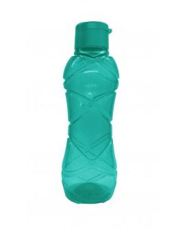 Gluk Botella Ecológica de 1 litro Crack Verde