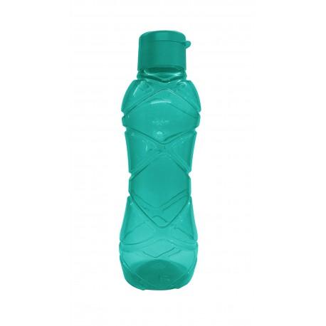 Gluk Botella Ecológica de 1 litro Crack Verde - Envío Gratuito