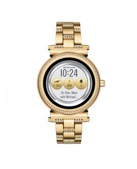 Michael Kors Smartwatch Sofie Pave Dorado - Envío Gratuito