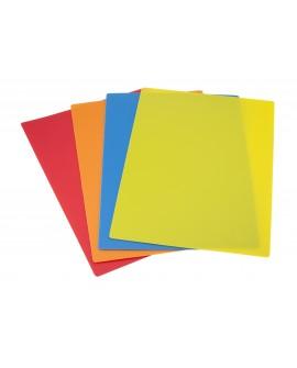 Joie Set de 4 tablas flexibles para picar Distintos colores