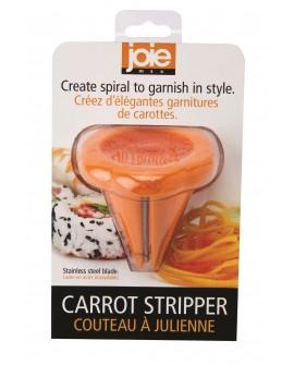 Joie Pelador en espiral de zanahorias Naranja