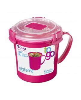 Sistema To Go Taza para sopa hermética de 656 ml Distinto Colores