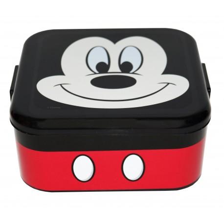 Siglo XXI Recipiente para emparedado Mickey - Envío Gratuito