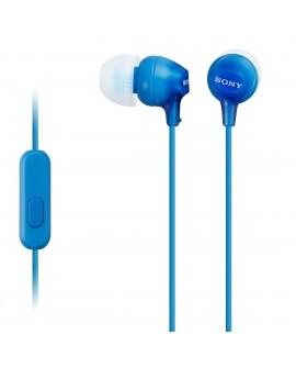 Sony Audífonos MDR-EX14AP Azul - Envío Gratuito