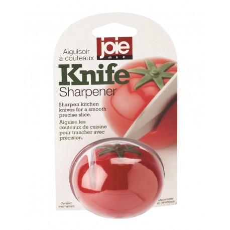 Joie Afilador de cuchillos en forma de jitomate Rojo - Envío Gratuito