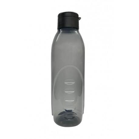 Gluk Botella Ecológica de 1 litro Spartan Humo - Envío Gratuito