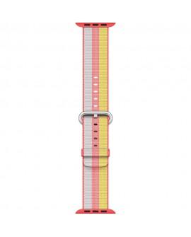 Apple Correa Apple Watch 38mm Nylon Roja - Envío Gratuito