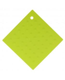 Metaltex Protector cuadrado de silicón Verde