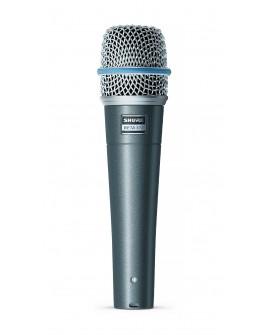 Shure Micrófono para instrumentos Beta57A Negro - Envío Gratuito