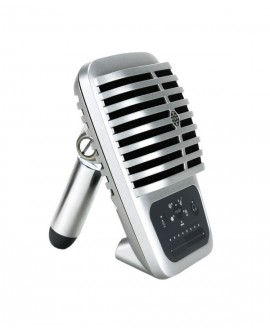 Shure Micrófono de condensador de diafragma Grande MV51 Plata - Envío Gratuito