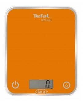 T-Fal Báscula de cocina Optiss Naranja