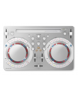 Pioneer Controlador DJ Wego 4 W blanco - Envío Gratuito
