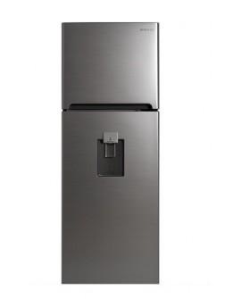 Daewoo Refrigerador de 11 Pies cubicos con Congelador Superior y despachador Plata - Envío Gratuito